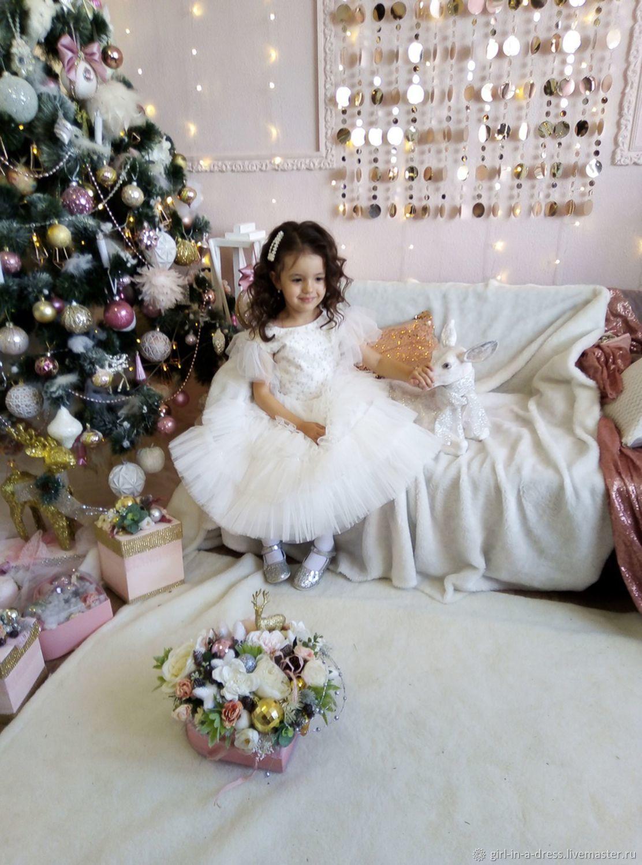 Нарядное детское платье, Одежда, Смоленск,  Фото №1