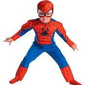 Работы для детей, handmade. Livemaster - original item Carnival Costume Spider-Man. Handmade.
