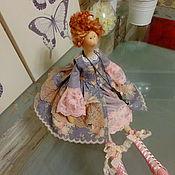 """Куклы и игрушки ручной работы. Ярмарка Мастеров - ручная работа По мотивам """"Бабье лето"""". Handmade."""