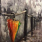 Картины и панно ручной работы. Ярмарка Мастеров - ручная работа И все-таки есть в жизни счастье!. Handmade.