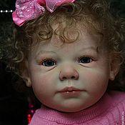 Куклы и игрушки ручной работы. Ярмарка Мастеров - ручная работа Куклы-реборн Камиллы. Handmade.
