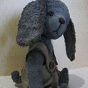 Куклы и игрушки ручной работы. Ярмарка Мастеров - ручная работа собачка Булька. Handmade.