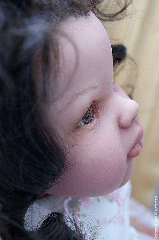 Куклы-младенцы и reborn ручной работы. Ярмарка Мастеров - ручная работа. Купить шоколадка. Handmade. Бежевый