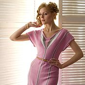 Одежда handmade. Livemaster - original item pink summer dress. Handmade.