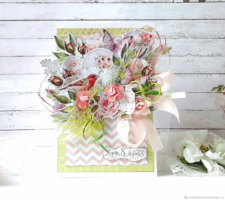 Весенняя открытка с 8 марта, Открытки, Краснодар,  Фото №1