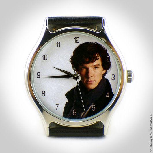 """Часы ручной работы. Ярмарка Мастеров - ручная работа. Купить Часы наручные женские """"Шерлок"""". Handmade. Часы, наручные часы"""