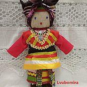 Народная кукла ручной работы. Ярмарка Мастеров - ручная работа Кукла Добрава. Handmade.