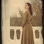 Одежда ручной работы. Ярмарка Мастеров - ручная работа Платье с характером. Handmade.