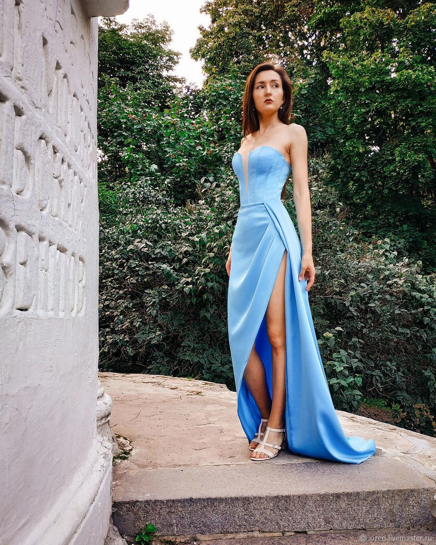 Платье «Водопад», Платья, Люберцы,  Фото №1