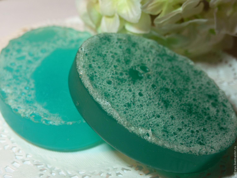 Мыло своими руками мягкое