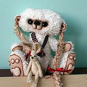 """Куклы и игрушки ручной работы. Ярмарка Мастеров - ручная работа Мишка Тедди """"Масяня"""". Handmade."""