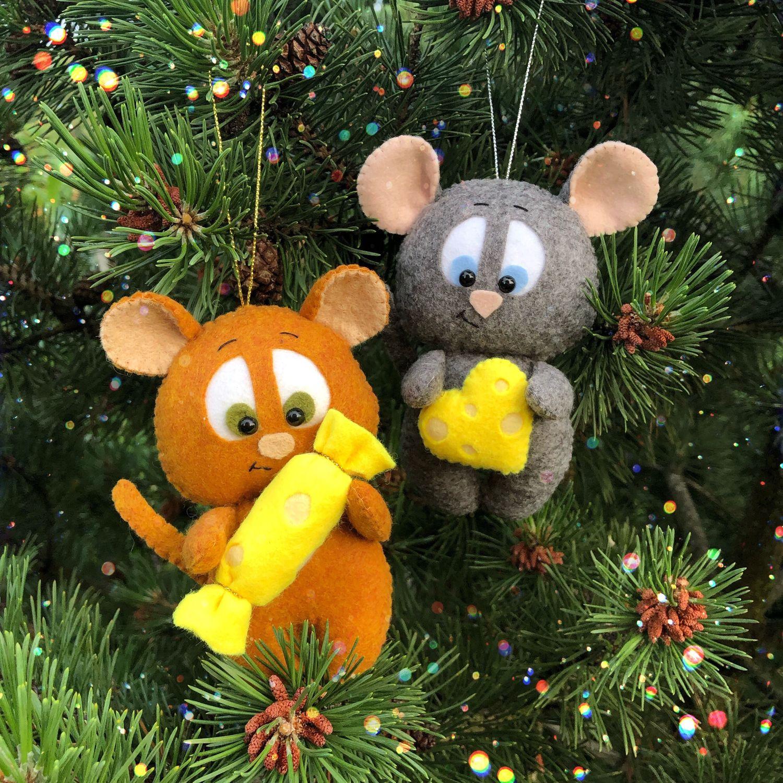 введение новогодние поделки игрушки фото дочери