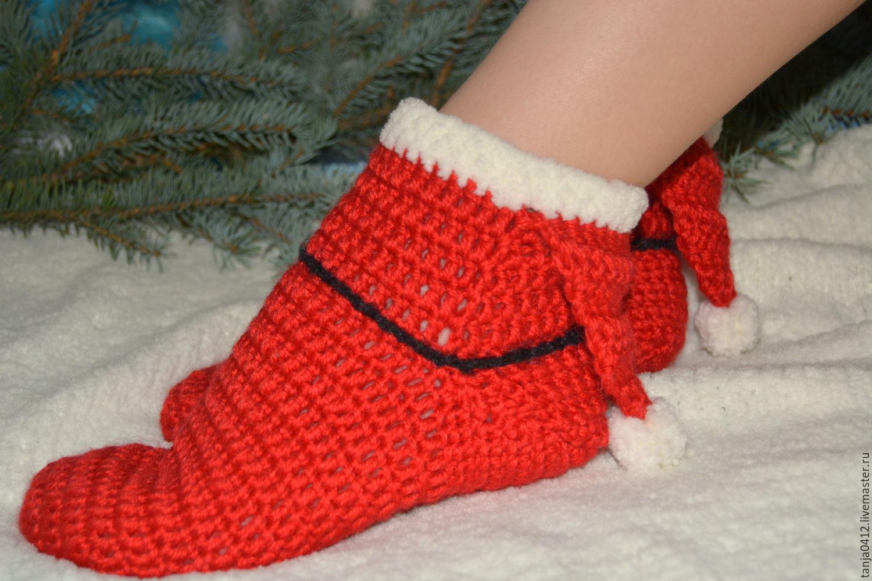 Вязание носков как сапожки 624