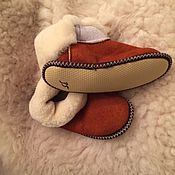 Обувь ручной работы. Ярмарка Мастеров - ручная работа Чуни 35 размера. Handmade.