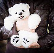 """Куклы и игрушки ручной работы. Ярмарка Мастеров - ручная работа Мишка """"Теодор"""". Handmade."""
