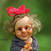 "Куклы и пупсы ручной работы. Ярмарка Мастеров - ручная работа ""Амалия"". Handmade."