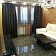 Текстиль, ковры ручной работы. Ярмарка Мастеров - ручная работа. Купить Комплект штор № 25 в гостиную. Handmade. Коричневый
