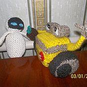 Куклы и игрушки ручной работы. Ярмарка Мастеров - ручная работа Валли  и Ева. Handmade.