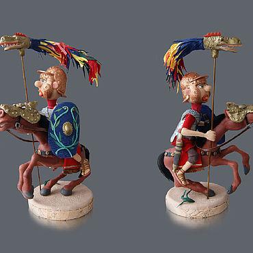 Куклы и игрушки ручной работы. Ярмарка Мастеров - ручная работа Драконарий. Handmade.