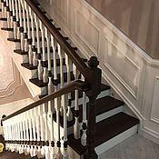 Для дома и интерьера ручной работы. Ярмарка Мастеров - ручная работа Лестницы из массива. Handmade.