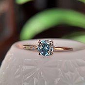 Украшения handmade. Livemaster - original item Diamond ring