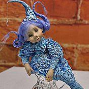 """Куклы и игрушки ручной работы. Ярмарка Мастеров - ручная работа """"Капля чистой воды"""". Handmade."""