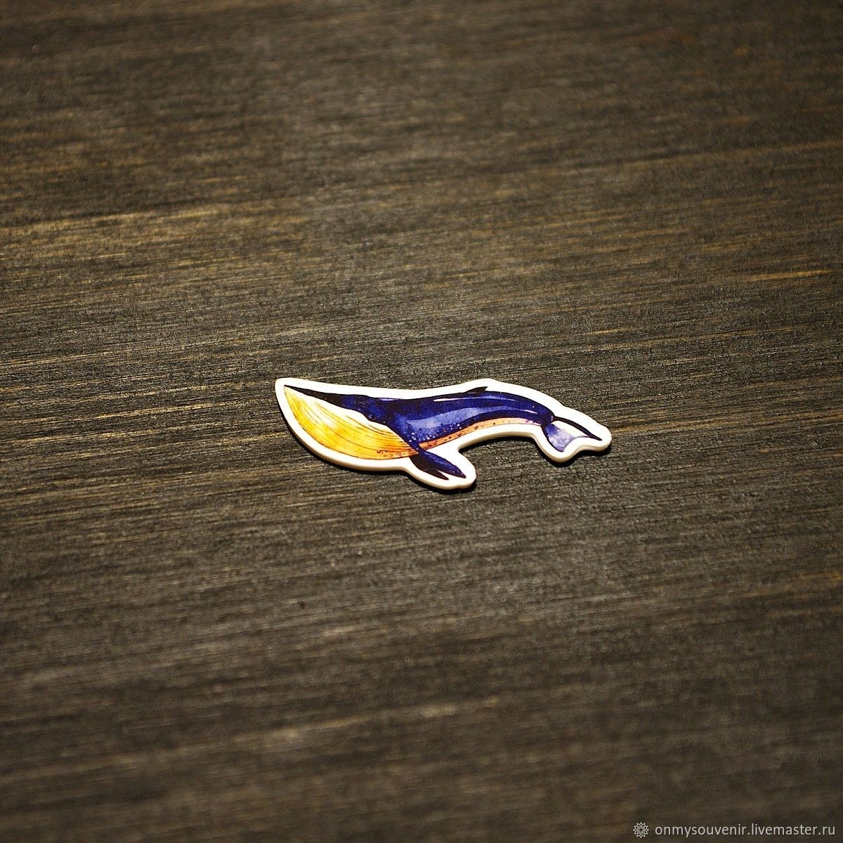 The ' Kit ' Icon', Badge, Voronezh,  Фото №1