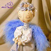 """Куклы и игрушки ручной работы. Ярмарка Мастеров - ручная работа кукла текстильная """"Нежный Ангел"""". Handmade."""