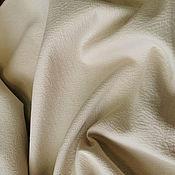 Ткани ручной работы. Ярмарка Мастеров - ручная работа Костюмно- плательный хлопковый жаккард, цвет топленое молоко. Handmade.