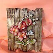 Для дома и интерьера ручной работы. Ярмарка Мастеров - ручная работа орхидея. Handmade.