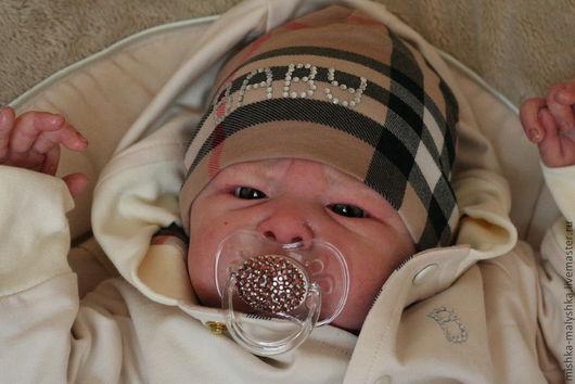 """Для новорожденных, ручной работы. Ярмарка Мастеров - ручная работа. Купить Комплект на выписку """"Ваниль"""". Handmade. Для новорожденных, для малыша"""