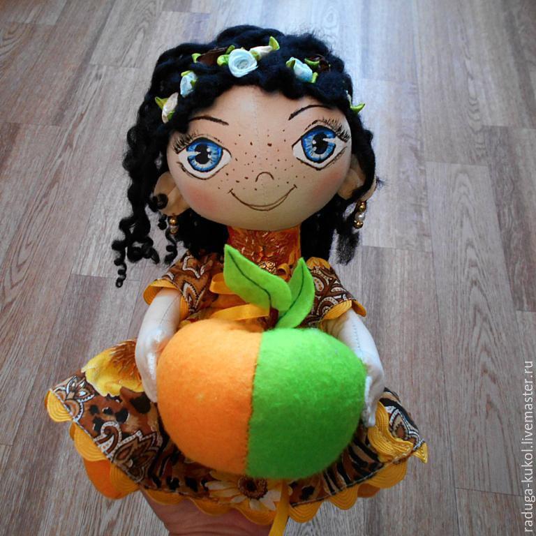 Маргарита. Кукла-игольница, Куклы и пупсы, Владимир,  Фото №1