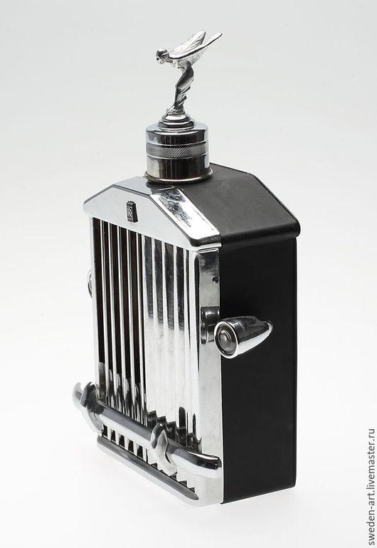Винтажная посуда. Ярмарка Мастеров - ручная работа. Купить Музыкальный декантер Rolls-Royce. Handmade. Декантер, подарок шефу, для виски