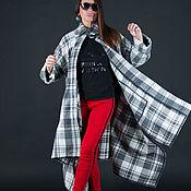 Одежда handmade. Livemaster - original item Spring, stylish loose coat - CT0033CA. Handmade.