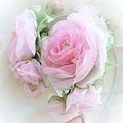 handmade. Livemaster - original item The bezel is a wild rose Variant # №2. Handmade.