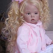 Куклы и игрушки ручной работы. Ярмарка Мастеров - ручная работа кукла реборн ТИББИ (3). Handmade.