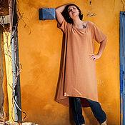 Одежда ручной работы. Ярмарка Мастеров - ручная работа Платье Греческий дворик. Handmade.