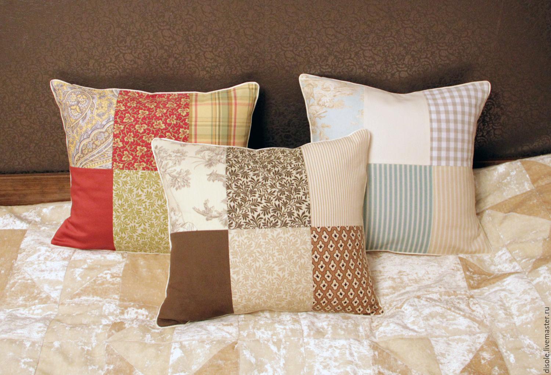Новые декоративные подушки 5