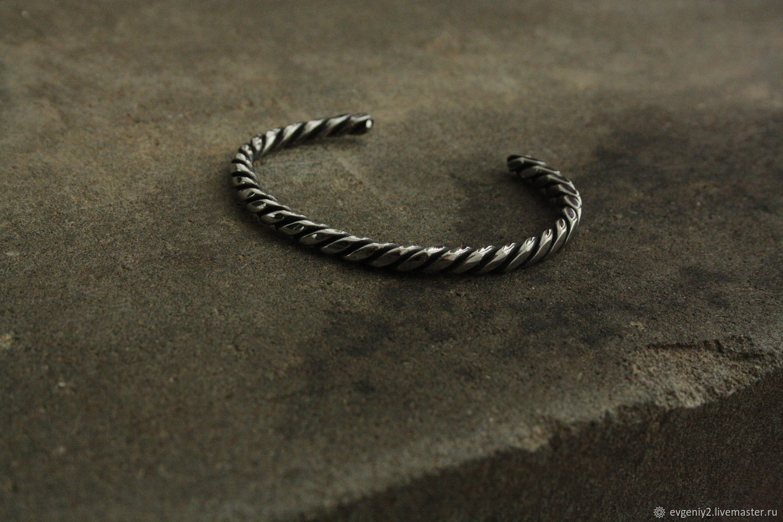 Bracelet made of nichrome, Bead bracelet, Volgograd,  Фото №1