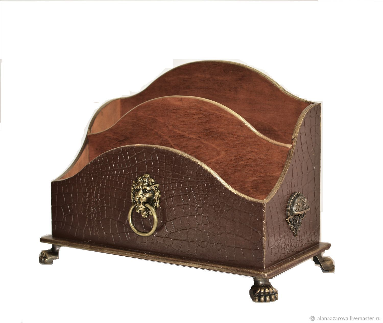 Mini chests of drawers are handmade Bureau `Premier Alan Azarov Fair Masters Office for the securities Bureau of the Cabinet office in the gift