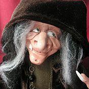 Куклы и игрушки ручной работы. Ярмарка Мастеров - ручная работа Ведьма. Handmade.