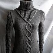 Одежда handmade. Livemaster - original item A sweater under the vest. Handmade.