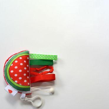 Работы для детей, ручной работы. Ярмарка Мастеров - ручная работа Игрушка-арбуз. В НАЛИЧИИ.. Handmade.
