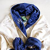Украшения handmade. Livemaster - original item The embroidery on the robe. Handmade.