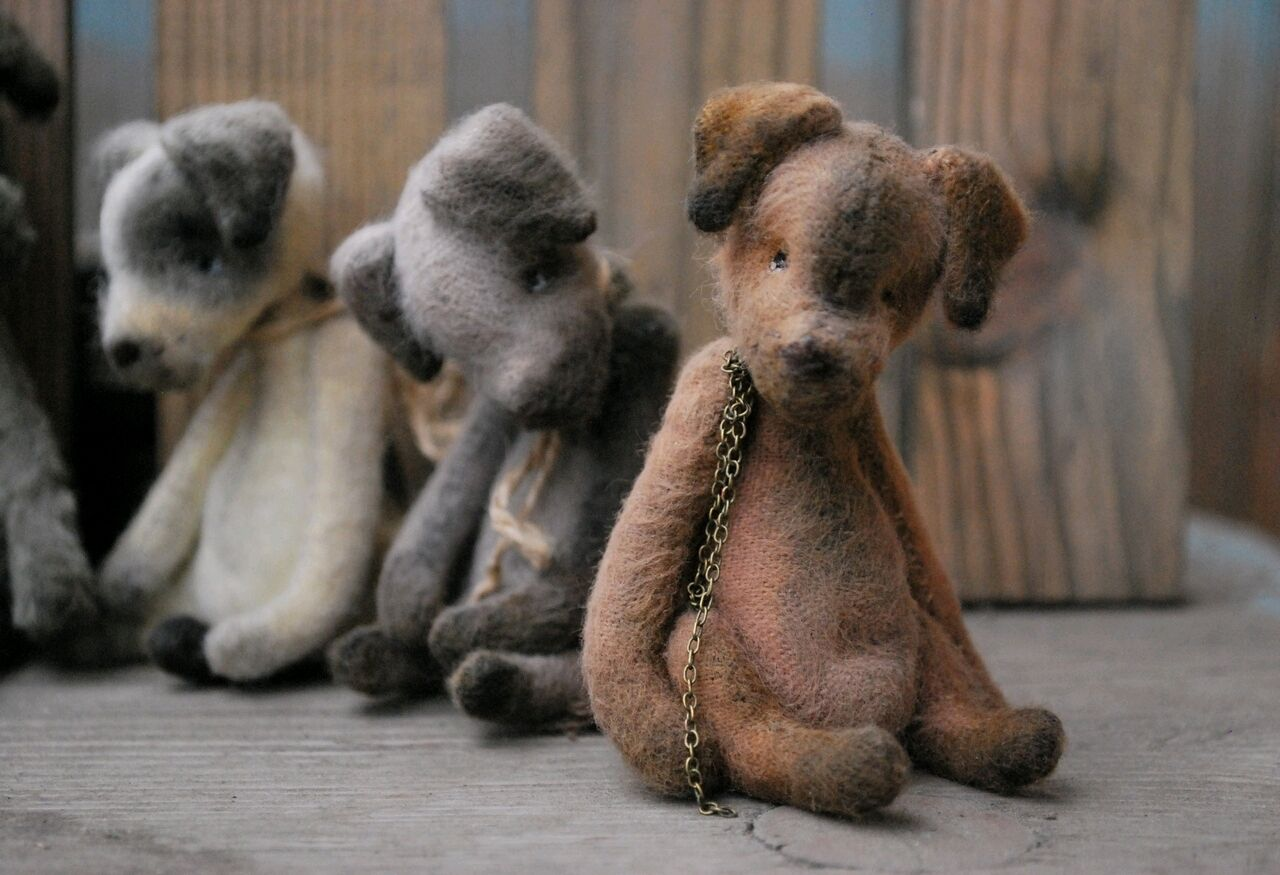 А у нас во дворе, Интерьерная кукла, Красноярск,  Фото №1
