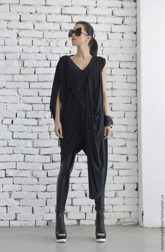Maxi Grey Top, Tunics, Sofia,  Фото №1