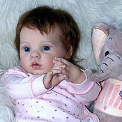 Куклы Reborn ручной работы. Ярмарка Мастеров - ручная работа Куклы: реборн Дашенька. Handmade.