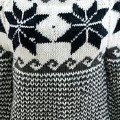 Свитеры ручной работы. Ярмарка Мастеров - ручная работа Мужской свитер ручной вязки. Handmade.