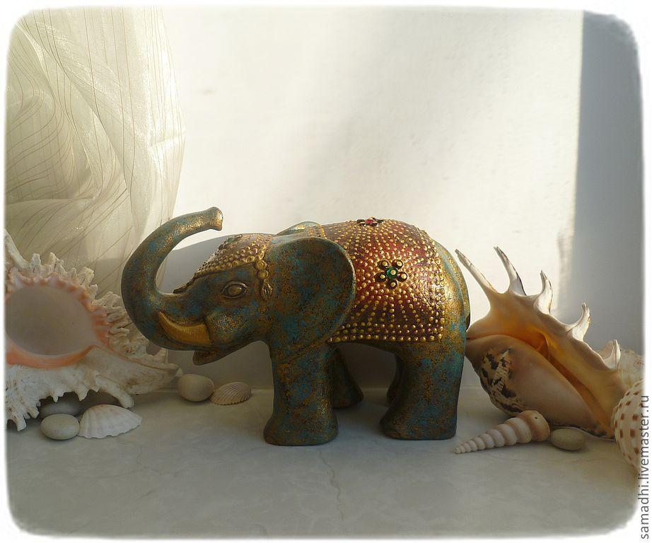 Слон из папье маше своими руками