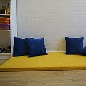 Для дома и интерьера handmade. Livemaster - original item Cushion mattress for infant. Handmade.